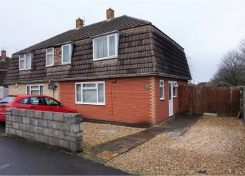 Thumbnail 4 bed semi-detached house for sale in Fulford Road, Hartcliffe