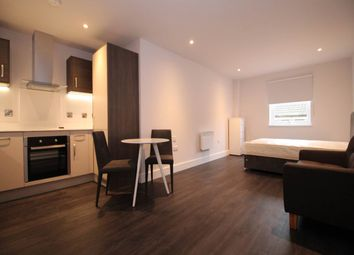 Thumbnail  Studio to rent in Chatham Street, Leicester