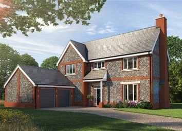 Thumbnail 5 bed detached house for sale in Lakenheath Hall Park, Gentle Rise, Lakenheath