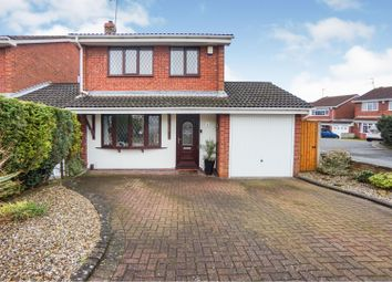 3 bed detached house for sale in Balmoral View, Dudley DY1