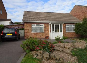 Thumbnail 2 bed detached bungalow for sale in St. Wilfrids Road, West Hallam, Ilkeston