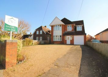 Thumbnail 4 bed detached house for sale in Birling Road, Snodland