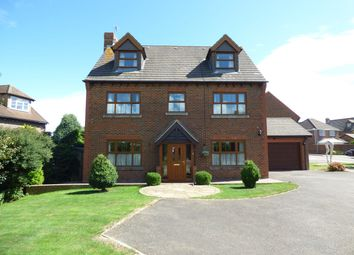Thumbnail 5 bed detached house for sale in Hazel Grove, Bexhill-On-Sea