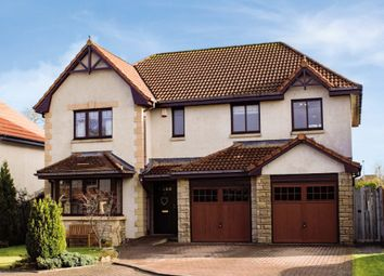 Thumbnail 5 bed detached house for sale in Almond Gardens, Perth, Perthshire