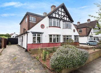 Thumbnail 3 bed semi-detached house for sale in The Fairway, Bromley