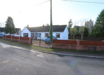 Thumbnail 3 bed detached bungalow for sale in Church Close, Peterstone Wentlooge, Cardiff, Cardiff, Caerdydd
