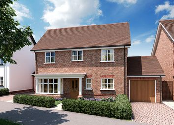 Thumbnail 3 bed detached house for sale in Worthing Road, Southwater