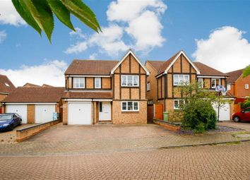 Thumbnail 4 bed detached house for sale in Godrevy Grove, Tattenhoe, Milton Keynes, Bucks