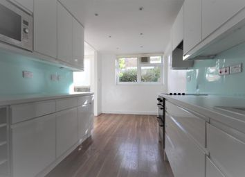 Thumbnail 3 bed flat to rent in Hertford Road, Dalston, London