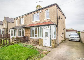 Thumbnail 3 bed semi-detached house for sale in Uplands Avenue, Clayton Heights, Bradford