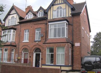 Thumbnail 1 bed flat to rent in Westbourne Avenue, Hull