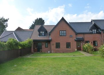 Thumbnail 3 bed link-detached house for sale in Harts Lane, Bawburgh, Norwich