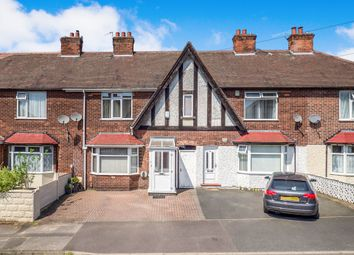 Thumbnail 2 bed terraced house for sale in Woodstock Avenue, Nottingham