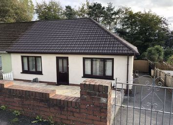 2 bed semi-detached bungalow for sale in Danycoed Road, Birchgrove, Swansea SA7