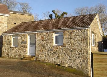 Thumbnail 1 bed bungalow to rent in Ludgvan, Penzance