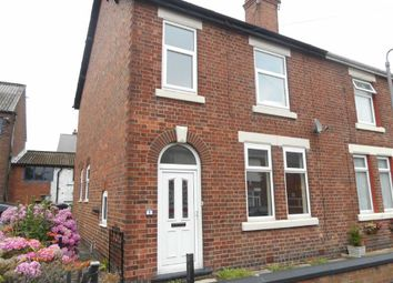 Thumbnail 3 bed end terrace house to rent in Heath Road, Ripley, Derbyshire