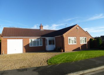 Thumbnail 3 bedroom detached bungalow to rent in Proctors Close, Fleet Hargate, Spalding