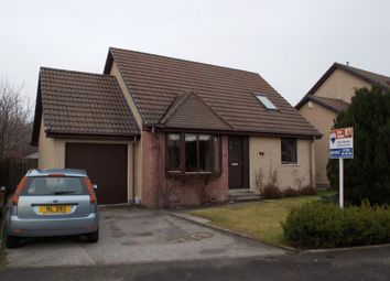 Thumbnail 3 bedroom detached house for sale in Stewart Crescent, Alford