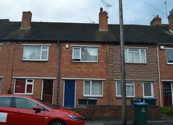 Thumbnail 2 bed terraced house to rent in Monks Road, Stoke, Coventry