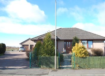 Thumbnail 4 bed detached bungalow for sale in Albert Street, Alyth