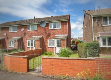 Thumbnail 2 bed semi-detached house for sale in Maple Avenue, Bulwark, Chepstow
