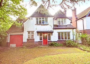 Thumbnail 6 bed detached house for sale in Russell Road, Moseley, Birmingham