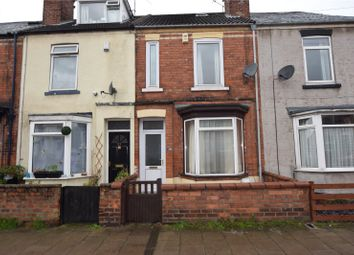 3 bed terraced house for sale in Gordon Street, Gainsborough, Lincolnshire DN21