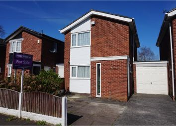 Thumbnail 2 bedroom link-detached house for sale in Oakleigh Avenue, Manchester