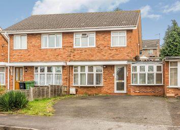 Thumbnail 3 bed semi-detached house for sale in Leander Road, Stourbridge