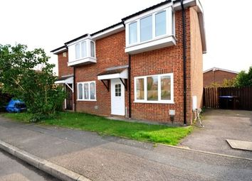Thumbnail 2 bed property to rent in East Hunsbury, Northampton