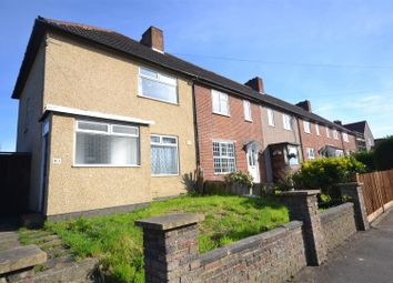 Thumbnail 3 bed end terrace house to rent in Central Road, Morden