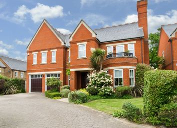 Thumbnail 5 bed detached house for sale in Clarence Gate, Woodford Green
