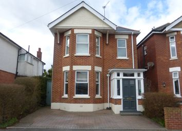 Thumbnail 4 bedroom detached house for sale in Stamford Road, Southbourne, Bournemouth