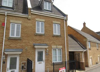 Thumbnail 3 bed town house to rent in Orchard Gate, Bradley Stoke, Bristol