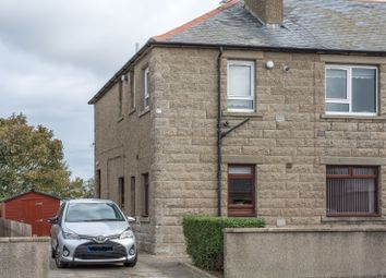 Thumbnail 2 bed flat for sale in Duncan Street, Banff