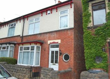 Thumbnail 3 bed semi-detached house to rent in Kirkby Avenue, Ilkeston, Derbyshire