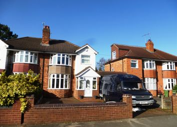 Thumbnail 4 bed semi-detached house for sale in Thurlston Avenue, Solihull