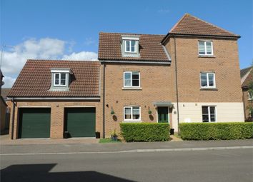 Thumbnail 6 bed detached house for sale in Coriander Road, Downham Market