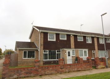 Thumbnail 4 bed end terrace house for sale in Kalmia Green, Gorleston