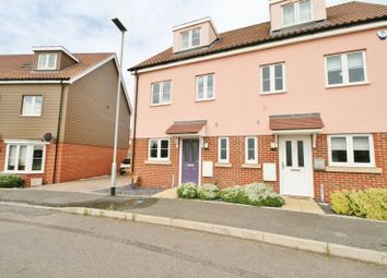 Thumbnail 4 bed semi-detached house for sale in Valley View Drive, Great Blakenham, Ipswich