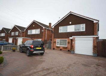 Thumbnail 4 bed detached house for sale in Plymyard Avenue, Eastham, Wirral
