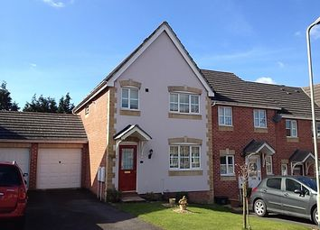 Thumbnail 3 bed end terrace house for sale in Pale Gate Close, Honiton