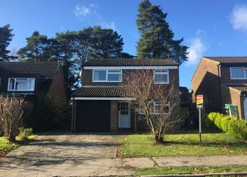 Thumbnail 4 bed detached house for sale in Willowmead, Crowborough