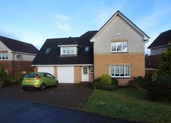 Thumbnail 4 bed detached house for sale in Broompark Crescent, Airdrie, North Lanarkshire