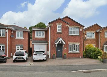 4 bed detached house for sale in Aberley Fold, Littleborough OL15