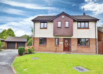 Thumbnail 5 bed detached house for sale in Partridge Close, Bamford, Rochdale