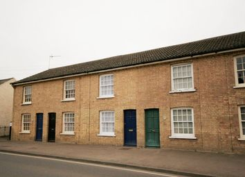 Thumbnail 2 bed terraced house to rent in High Street, Needingworth, St. Ives, Huntingdon
