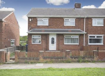 Thumbnail 3 bed semi-detached house for sale in Royston Avenue, Park End, Middlesbrough