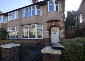 Thumbnail 3 bed semi-detached house for sale in Somerset Road, Brighton Le Sands, Liverpool