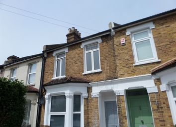 Thumbnail 1 bed flat to rent in Colmer Road, Streatham, London